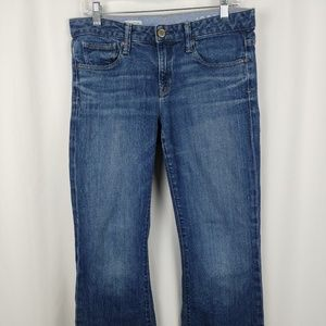 Gap 1969 Women's Long & Lean Boot Jeans 28/6a